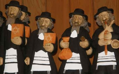 שליש מהיהודים באירופה חוששים ליפול קרבן להתקפה אנטישמית/צבי זינגר