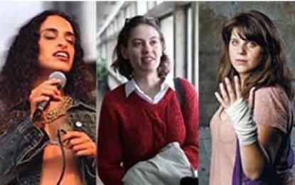 שלוש נשים/ אורי אבנרי, עתונאי