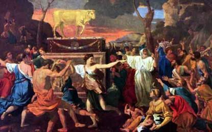 מי רצח את מי: משה את בני ישראל או בני ישראל את משה/יעקב שביט