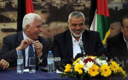 המסר של פתח וחמאס לעולם: תם עידן פלסטין המחולקת/צבי בראל
