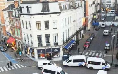 שני תיירים ישראלים נרצחו בפיגוע בבריסל/ קלוד קנדיוטי, בריסל
