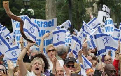 """דחיית ג'יי סטריט: בדרך לשסע היסטורי בקרב יהודי ארה""""ב/חמי שלו"""
