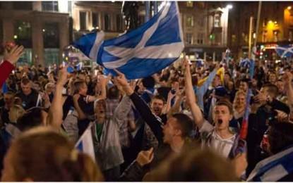 ניצחון למתנגדי העצמאות: סקוטלנד לא תפרוש מהממלכה המאוחדת אנשיל פפר