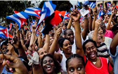 בקובה חוגגים, בקונגרס נערכים לקרב בלימה/דן לביא