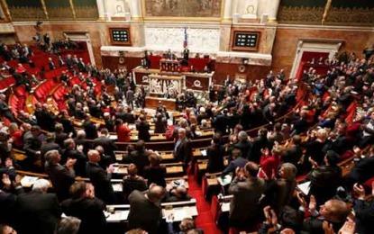 הפרלמנט בצרפת קרא לממשלה להכיר במדינה פלסטינית/ברק רביד