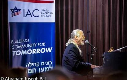 שלמה גרוניך, בשלישי ישראלי- עוד אירוע מוצלח של ארגון הקהילה הישראלית