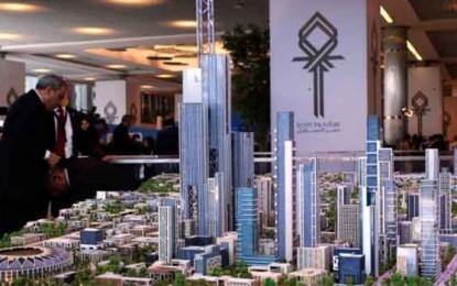 מצרים מקימה עיר בירה חדשה/ דניאל סיריוטי