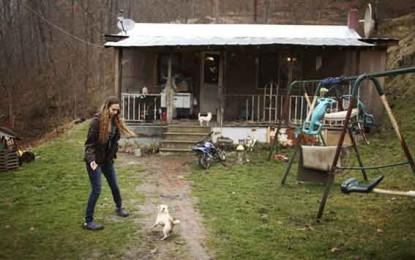 """עוני ותחלואה: החצר האחורית של ארה""""ב / אקונומיסט"""
