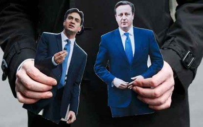 למה הבחירות בבריטניה צפויות להיות המפתיעות אי פעם מאת אנשיל פפר