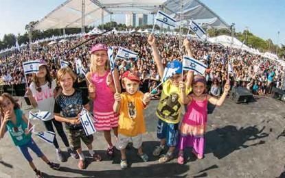 יום העצמאות בניו יורק: מפגן כוח ישראלי מאת חיים הנדוורקר