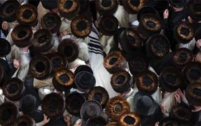 """""""אבי אבי רכב ישראל ופרשיו"""": סוד המסתורין של לוויות ההמונים החרדיות מאת תמר רותם, בית אבי חי"""