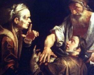 פרשת תולדות יצחק, האב הנשכח