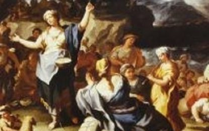 מנהיגות נשית – בתופים ובמחולות | פרשת 'בשלח'
