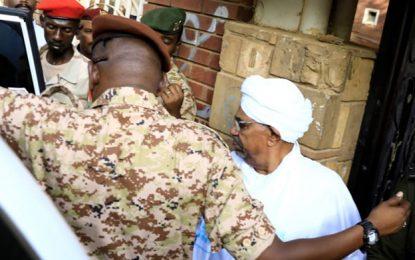 לראשונה מאז ההפיכה: רודן סודאן המודח בהופעה פומבית ראשונה