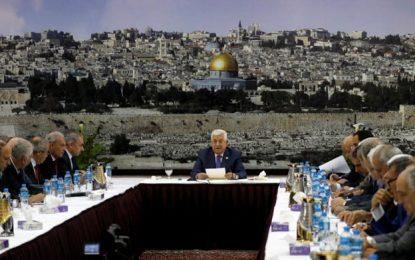 אבו מאזן: ההנהגה הפלסטינית תפסיק לפעול לפי ההסכמים שנחתמו עם ישראל מאת אבי יששכרוף