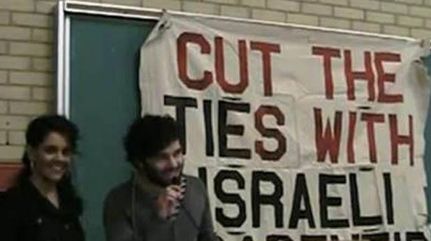 קנדה אומרת לא גדול לאנטישמיות! / עופר סגל