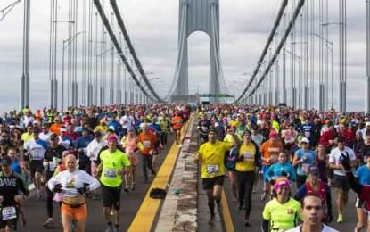 לא רק בתל אביב: מרתון ובלגן הולכים ביחד/ חיים הנדוורקר