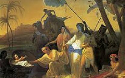 פרשת שמותשכרה של בתיה בת פרעה