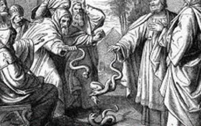 מנהיג או קוסם?   פרשת וארא