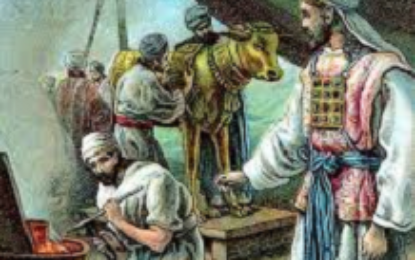פרשת ויקהל-פקודי: על המלאכה