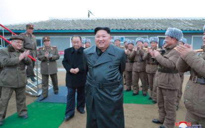 """באו""""ם מזהירים: צפון קוריאה סובלת מרעב כבד בשל הקורונה"""