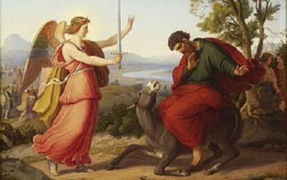 פרשת בלק והאתון