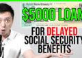 ד5000 לר למובטל על חשבון דמי הביטוח הלאומי העתידי