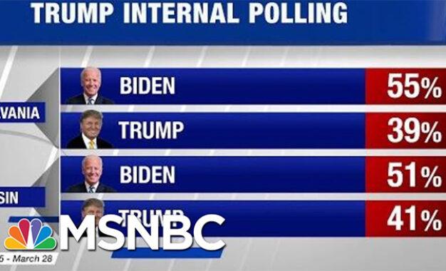 """טראמפ """"גומר"""" עם פוקס ניוז אחרי פרסום סקר שמראה שהוא מפגר אחרי ביידן"""