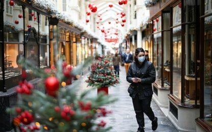 לקראת חג המולד: אירופה יוצאת מהסגר