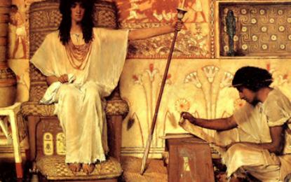 פרשת מִקֵץ: יוסף והספקולציות