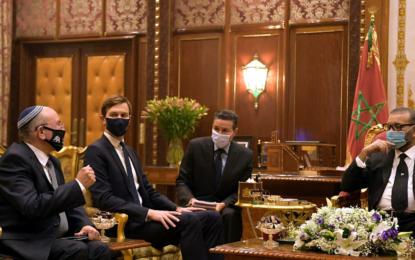 """שר החוץ של מרוקו: """"עידן חדש ביחסים, הנציגויות ייפתחו תוך שבועיים"""""""