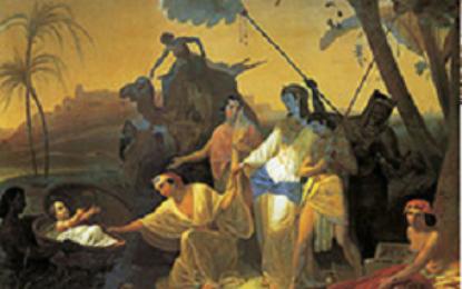 פרשת שמות ולידת משה