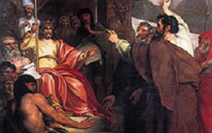 פרשת וארא שבע המכות