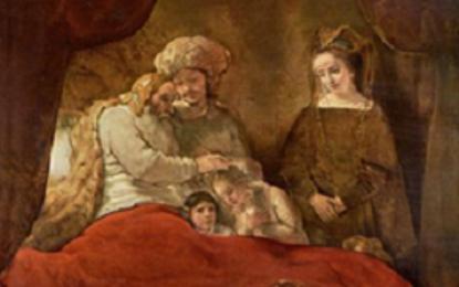 פרשת ויחי פטירת יעקב