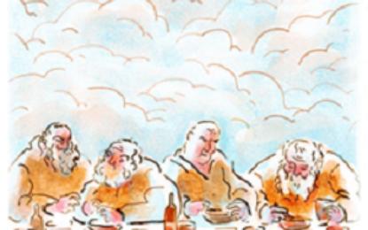 פרשת משפטים כיצד יורדים מההר אל החיים עצמם?