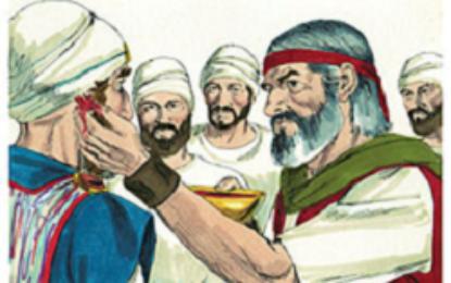 פרשת צו שבעת ימי המילואים