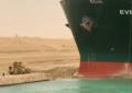 תיעוד: חילוץ האונייה התקועה בתעלת סואץ