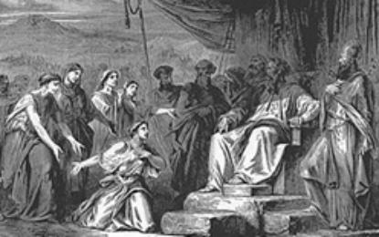 פרשת פינחס בנות צלופח